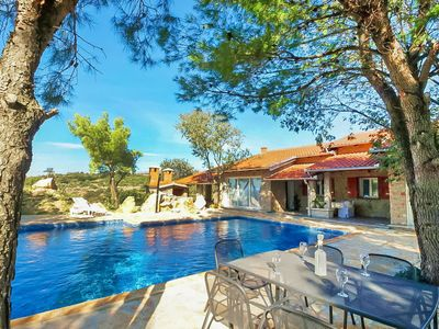 Photo for Vacation home Villa Sandra in Obrovac - 10 persons, 4 bedrooms
