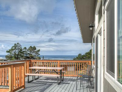 Photo for Oceanview High End Luxury Dream Home with hot tub and bonus room!