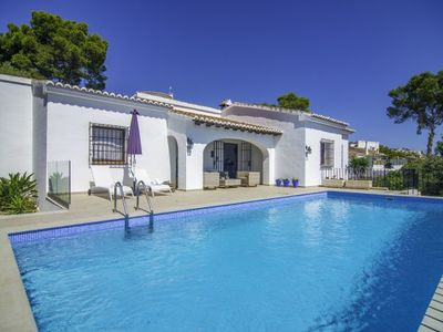 Photo for Fanadix Villa, Sleeps 7 with Pool, Air Con and WiFi
