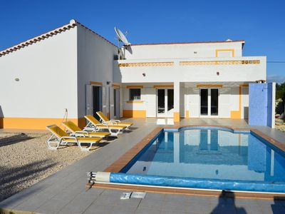 Photo for Large Modern Luxury 3 Bedroom Villa in Vale da Telha