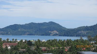 Photo for Faced clears sea view on Patong Bay