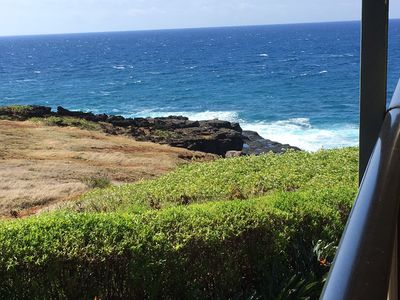 Photo for Incredible Oceanfront Views - 2 Bedroom/2.5 Bath - Air Conditioning - Free Wi