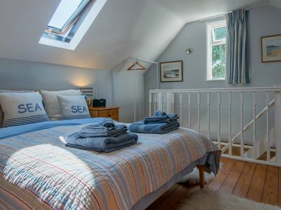 Photo for Beach themed Annexe close to Chichester, West Wittering beach and Goodwood