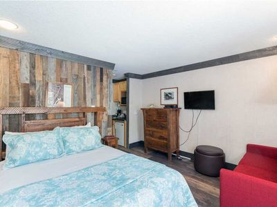 Photo for Mountain Style Remodeled Hotel Room With Kitchenette