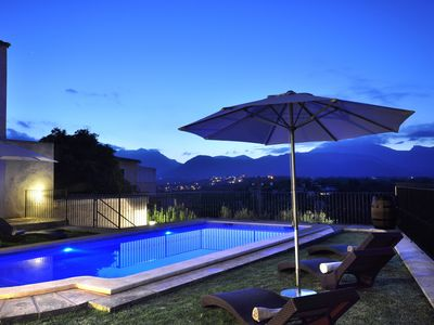Photo for CAN JOAN JULIA - Villa with private pool in Buger.