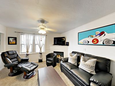 Photo for 2BR Condo in Center Park City – Walk to Main Street & Town Lifts, Sleeps 6