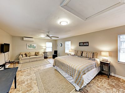 Bedroom - Welcome to Mount Pleasant! This cottage is professionally managed by TurnKey Vacation Rentals.