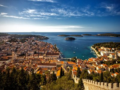 Photo for The studio is in the old part of Hvar town, close to everything, yet private.