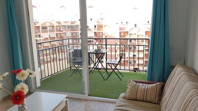 Photo for APARTMENT IN THE CENTER WITH TERRACE