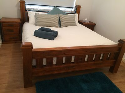 All new luxury mattress and bedding