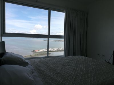 Photo for Ocean Front Apartment, Best Location in Panama city Panama