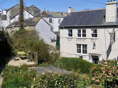 Photo for Semi Detached Cottage With Garden In Fowey, Cornwall, England