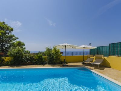 Photo for EXCLUSIVE PANORAMIC VILLA with PRIVATE POOL !