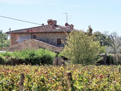 Photo for Vacation home Podere Le Buche (PEL110) in Pelago - 6 persons, 2 bedrooms