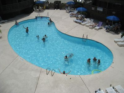 Photo for OCEANFRONT CONDO !  3 Pools, $20 Golf Passes, YMCA, Updated 2016