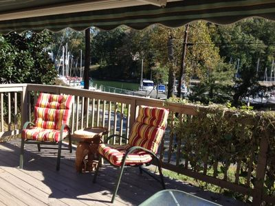 Photo for Chesapeake Bay Harbor Cottage Vacation Rental