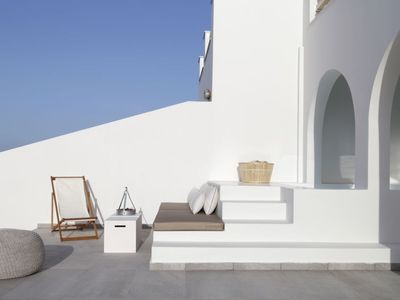 Photo for Apartment Athiri in Oia - 4 persons, 2 bedrooms