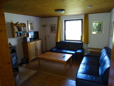 Photo for Holiday house at the sea dike - Apartment 1