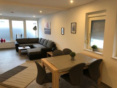 Photo for Modern city apartment for up to 4 people