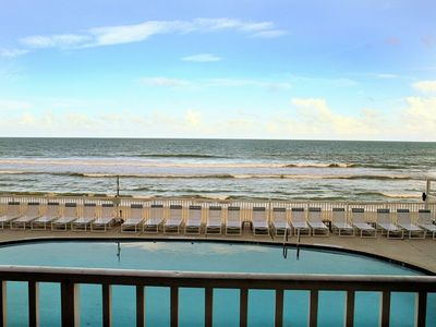 Photo for A+ Direct Oceanfront Condo!⛱ Breathtaking Views!🌅