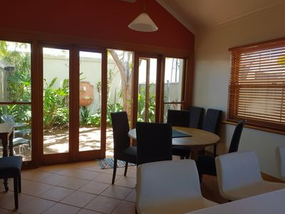 Photo for Salty Eyre Glenelg is a cottage in Glenelg South that sleeps 4 guests.
