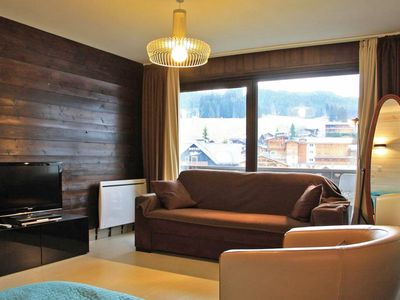 Photo for Residence ALPENROSE, located in the center of the village, close to shops and ski slopes. App