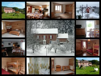 Photo for Gerardmer house 8/9 persons 96m² renovated in 2014 15 km from Gerardmer
