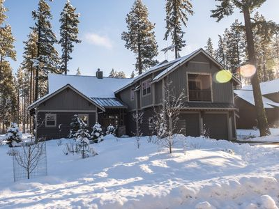 Photo for NEW LISTING!! Unique home 14th hole of Suncadia's Prospector Golf Course.