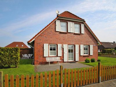 Photo for holiday home Sonnenblick, Neßmersiel  in Ostfriesland - 6 persons, 3 bedrooms