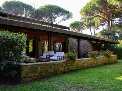 Photo for Villa Edera in Punta Ala ,, Toscana