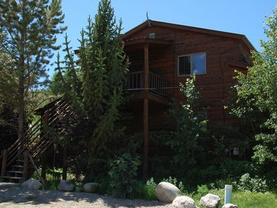 Photo for Spacious 2 Bedroom Apartment above Vacation Home