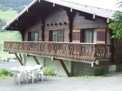 Photo for Chalet - 250 m from the slopes