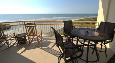 Direct Ocean Front Breathe Taking Views on Large Balcony Fully Furnished.