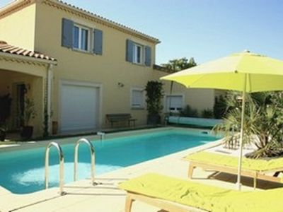 Photo for Luxury villa of 150 m2 with swimming pool. Unless 10 minutes of Toulouse.
