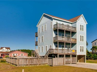 Photo for DogFriendly Oceanview Home-Elevator, Pool, Hot Tub, Game & Media Rms, Beach Cart