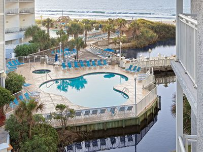 Photo for Two Bedroom Deluxe Luxury Condo, Myrtle Beach (1756815)