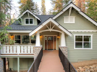 Photo for This Craftsman style home is the perfect place to make your Yosemite vacation truly unforgettable