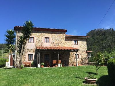 Photo for 4BR Cottage Vacation Rental in Soto del Barco, Asturias