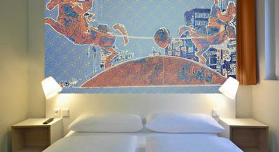 Photo for Twin Room - B & B Hotel Magdeburg