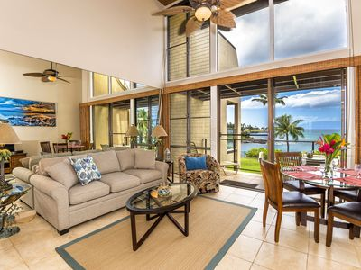 Photo for Napili Point C-12 - Oceanfront, Modern, Upscale Furnishings! (Epic Realty)