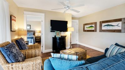Photo for Minutes to Beach, 2 Pools & Local Fun, Family-Friendly, Renovated
