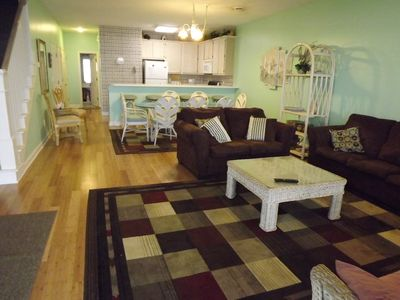 Photo for Ocean Front House in Garden City Beach/South of Myrtle Beach