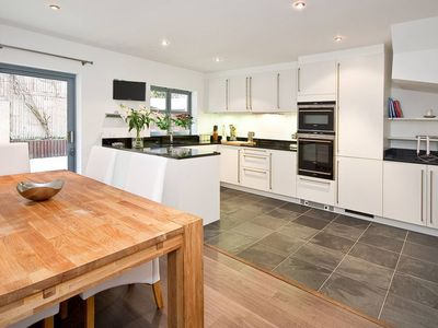 Photo for Fabulous Modern Family House in Central London in Quiet Private Mews