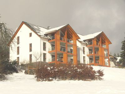 Photo for New 4-6 pers. apartment: beautiful unobstructed view; ski in / ski out in winter!