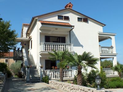 Photo for Holiday apartment with wonderful view on Crikvenica