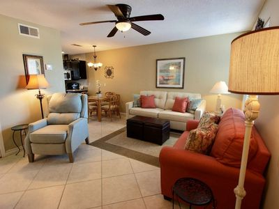 Photo for Ocean Reef 101 - FREE GOLF, FISHING, DVD RENTALS, WATERVILLE AND ESCAPE ROOM TICKETS!