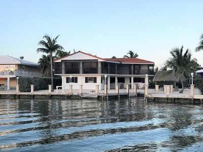 Photo for M166 -  Beautiful Sister's Creek home with private boat launch! Walk to the beach!