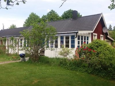 Photo for Beautiful studio house located in Småland near river / lake Emån.