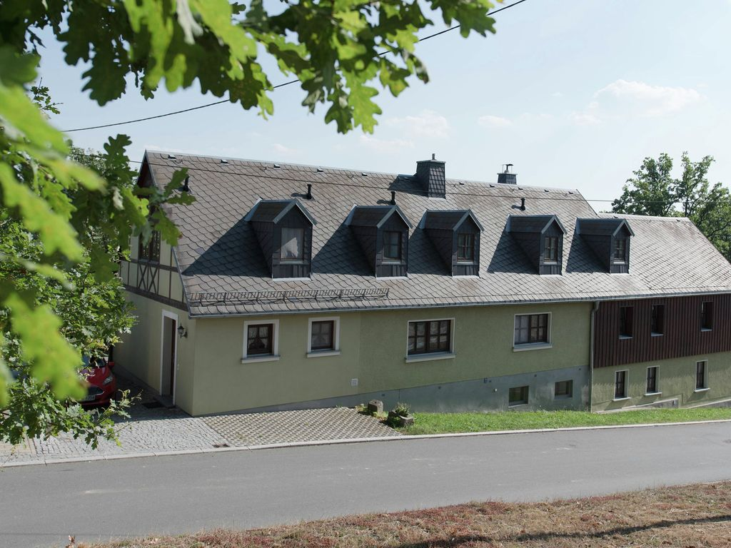 M hlental holiday home in saxony on a small farm with for Saxony homes