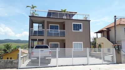 Photo for Penthouse facing the sea in Ponta Negra